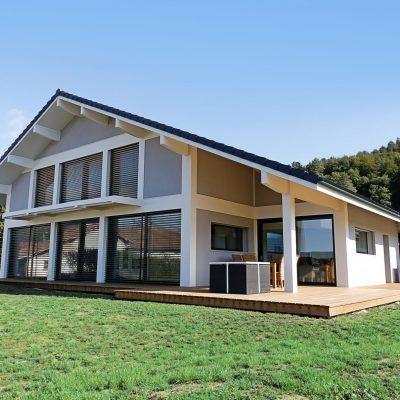472 besten fenster architektur efh bilder auf pinterest ferienhaus bootshaus und einfamilienhaus. Black Bedroom Furniture Sets. Home Design Ideas