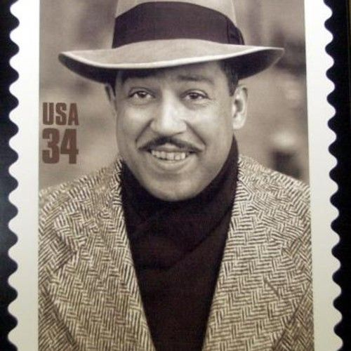 essay on langston hughes life