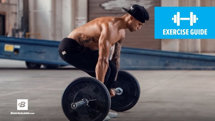Barbell Deadlift Bent Row Complex | Exercise Guide #EffectiveDeadliftExercises