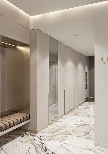 Vorraum Sitzbank Wandverbau Garderobe Id Pinterest