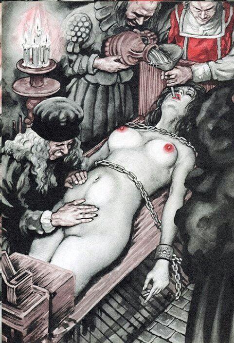 Torture porn s dark waters