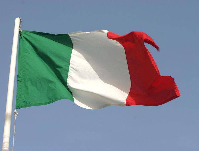 italian flag day