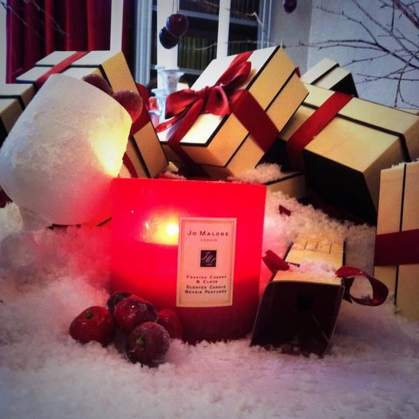 christmas press launch for jo malone