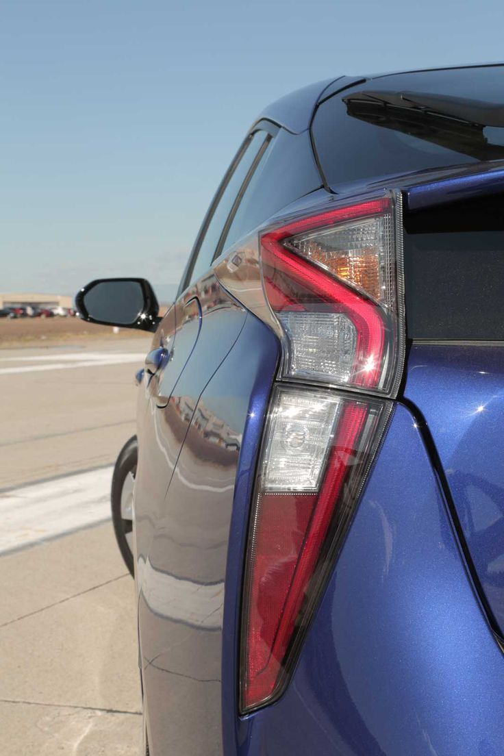 The 2016 Toyota Prius. Read the review and watch the