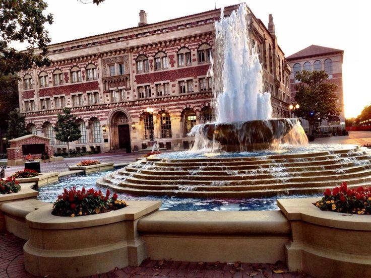 Trojan Waters @ University of Southern California
