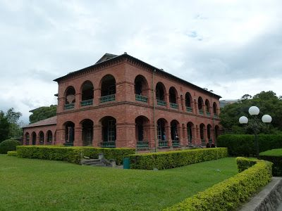Fort San Domingo w Tamsui