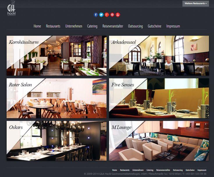 Unsere Neue Homepage ist online!  www.hackl-gastro.at  Unsere alte Homepage ist in die Jahre gekommen, daher haben wir uns entschlossen, die Seite neu zu gestalten und noch benutzerfreundlicher zu machen.