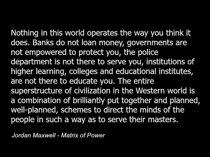 Jordan Maxwell - quote - conspiracy - illuminati - occult -political - bankers -c54.jpg