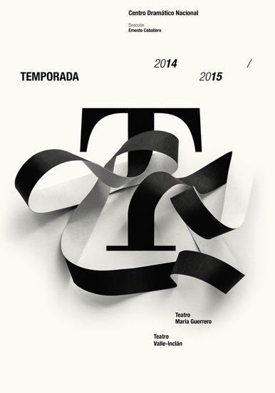 30 affiches avec un travail typographique original…