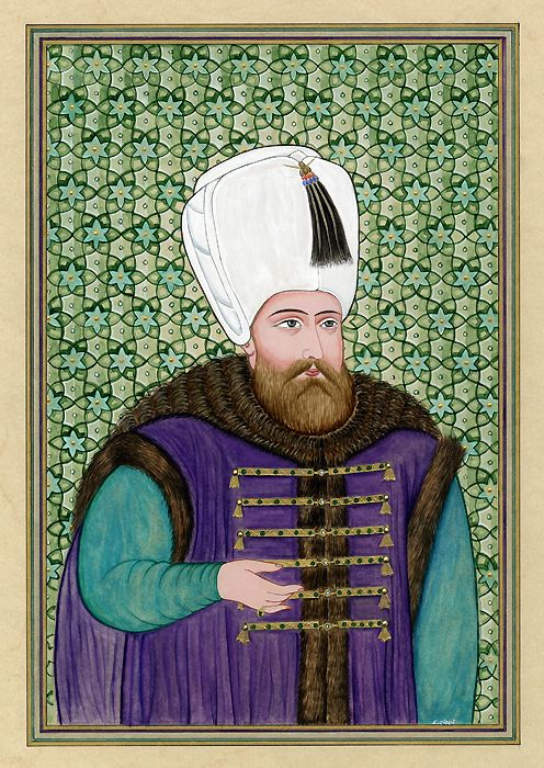 Sultan I. Ahmed
