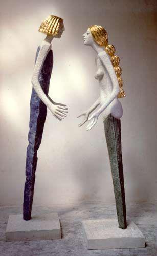 Olbram Zoubek - Czech sculptor