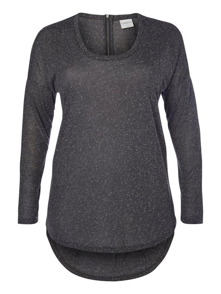 Loose fit plus size blouse from JUNAROSE #junarose #plussize #Blouse #backtoreality