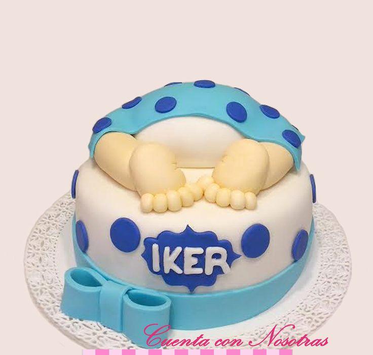Torta Baby Shower Baby Shower Cake