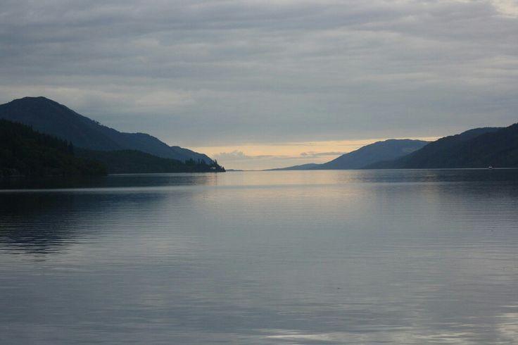 Skócia. Loch Ness
