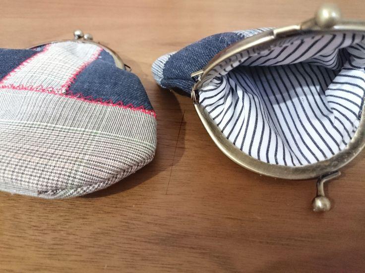 敬老の日に、がま口財布の作り方   clocomi DIY
