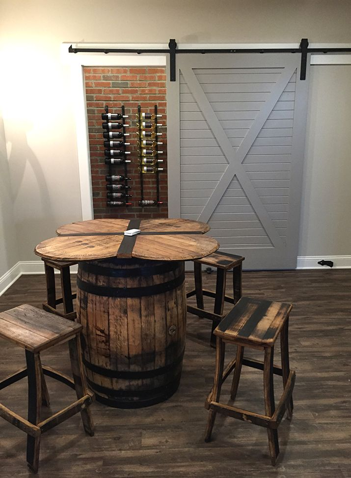 Reclaimed Luxury Vinyl Plank Basement Flooring | Home Bar U0026 Entertainment  Ideas