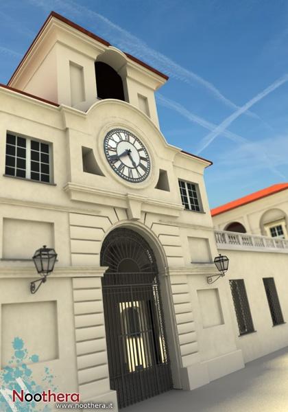 """""""La Reggia di Venaria"""" - Noothera Portfolio - Architettura (CGI, 3D, Video, Animation)"""