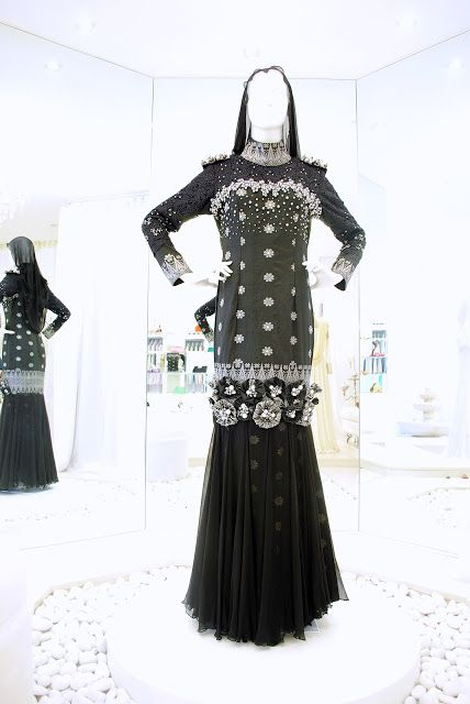 SAIFUL SIN_the designer: ~Princess of the Avant Garde~ Bridal Collection