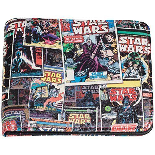 Star Wars - Comic Book Collage Wallet //Price: $19.15 & FREE Shipping //     #starwarsfan