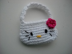 Hello Kitty Mini Purse