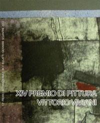 The catalogue of the 14th edition of Vittorio Viviani Prize