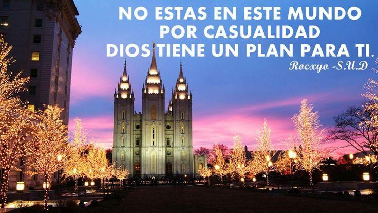 Dios tiene un plan para ti.