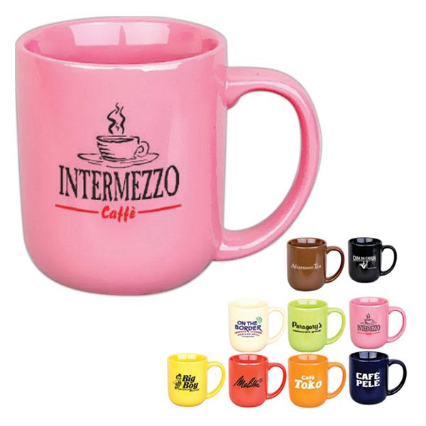 23 Best Imprinted Promotional Mugs Images On Pinterest