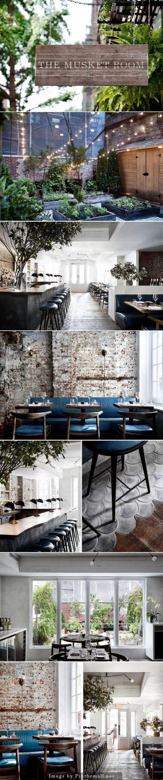 79 best restaurant images on pinterest charred wood container interior design ideas restaurant bar vintage style parisarafo Images