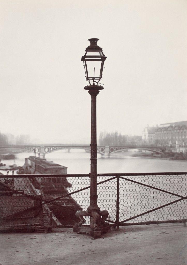 charle-marville-pont-des-arts-1852-....reépinglé par Maurie Daboux ❥•*`*•❥
