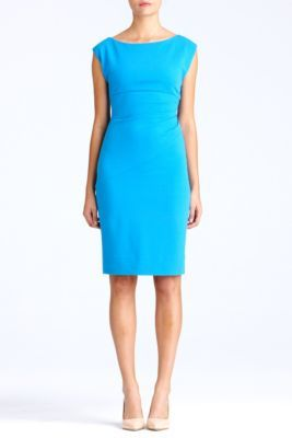 @DVF Jori Dress - A classic DVF silhouette, the Jori is the perfect work to cocktails solution.