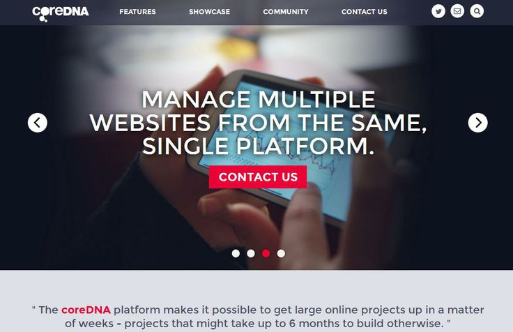CoreDNA By @Team Mango Media Private Limited Via http://www.themangomedia.com/blog/what-is-content-management-systemcms-and-advantages-of-using-cms/
