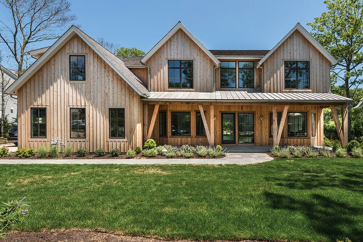 Barn & Vine Bridgehampton - Homes | House exterior, House ...