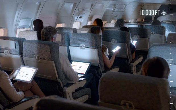 FAA to allow personal electronic devices during takeoff and touchdown.  FINALLY, the gov't maybe coming to its senses - with flying of course only.  Now let's see how long this takes by the airlines.