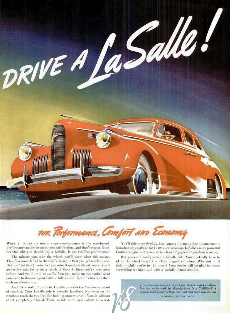 13 best 1940 Cadillac Ads images on Pinterest | Vintage cars ...