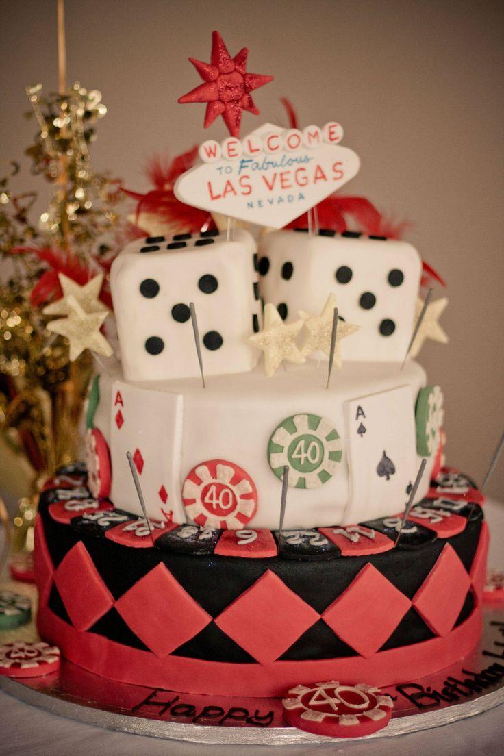 1000 Images About Las Vegas Cakes On Pinterest