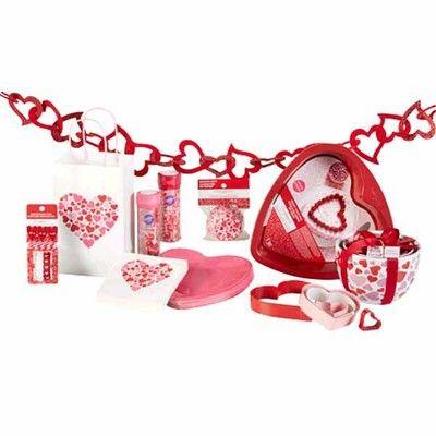 Valentine's Day Baking & Party Supplies