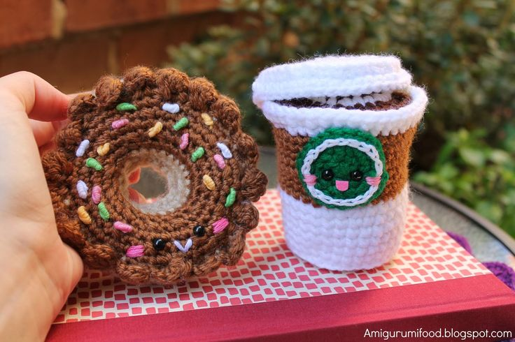 New update Donut Amigurumi!!