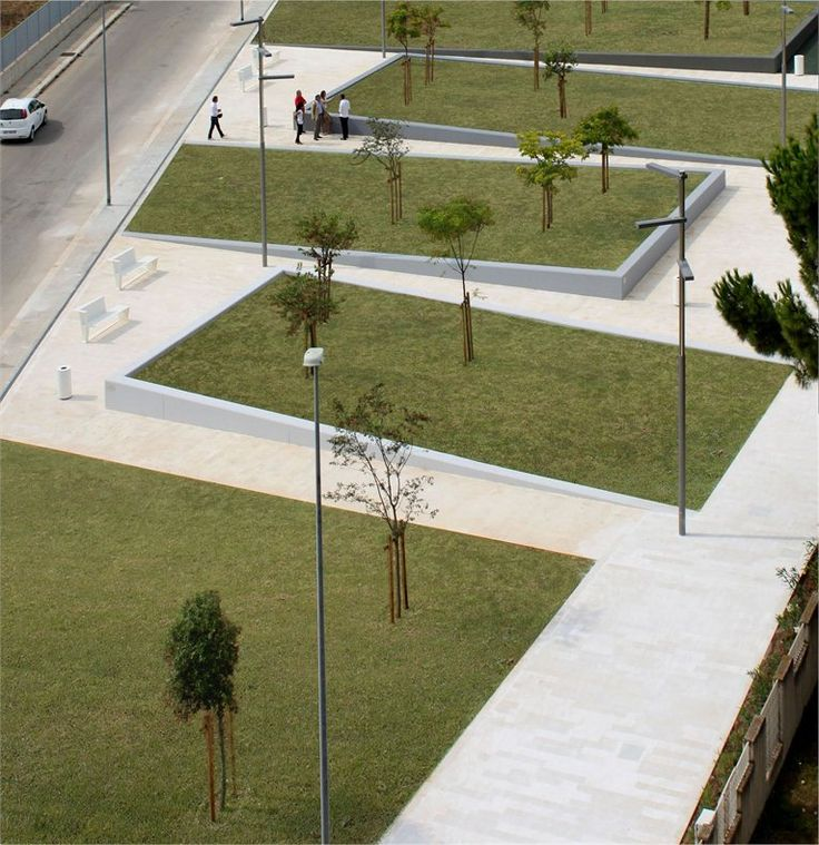 361 best architecture public spaces parks images on for Urban landscape design