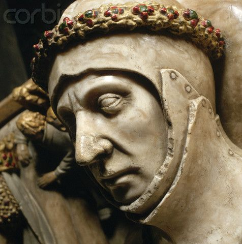 John Beaufort, 1st Marquess of Somerset and 1st Marquess of Dorset, later only 1st Earl of Somerset, KG (1373 – 16 March 1410) was the first of the four illegitimate children of John of Gaunt, 1st Duke of Lancaster, and his mistress Katherine Swynford, later his wife. Beaufort was born in about 1371 and his surname probably reflects his father's lordship of Beaufort in Champagne, France