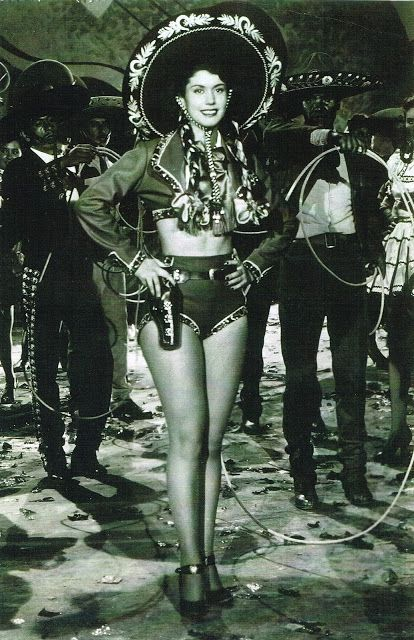 Ana Berta Lepe was a Mexican actress of the Golden Age of Mexican cinema. My dad named me after her