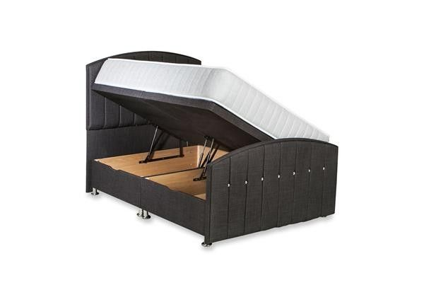 The 25 Best King Size Divan Bed Ideas On Pinterest Bed Frame With Storage Bed Frame Sizes