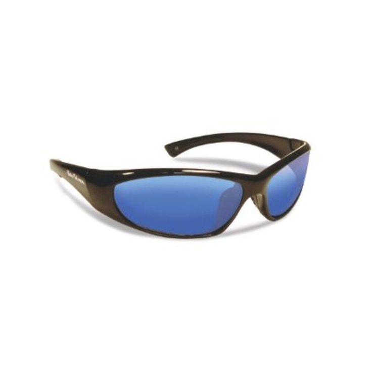 184a46d29e1 Fly Fish Sunglasses Jr Anglr Fluke Blk Smk-Blk Mrror 7892BSB