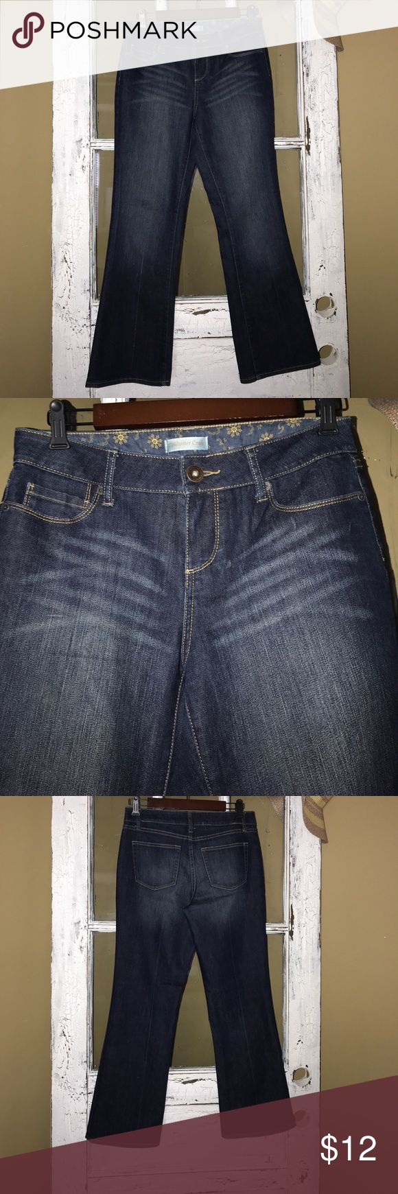 Coldwater Creek Bootcut Jeans Size 6P Coldwater Creek Bootcut Jeans Size 6P. Coldwater Creek Jeans Boot Cut