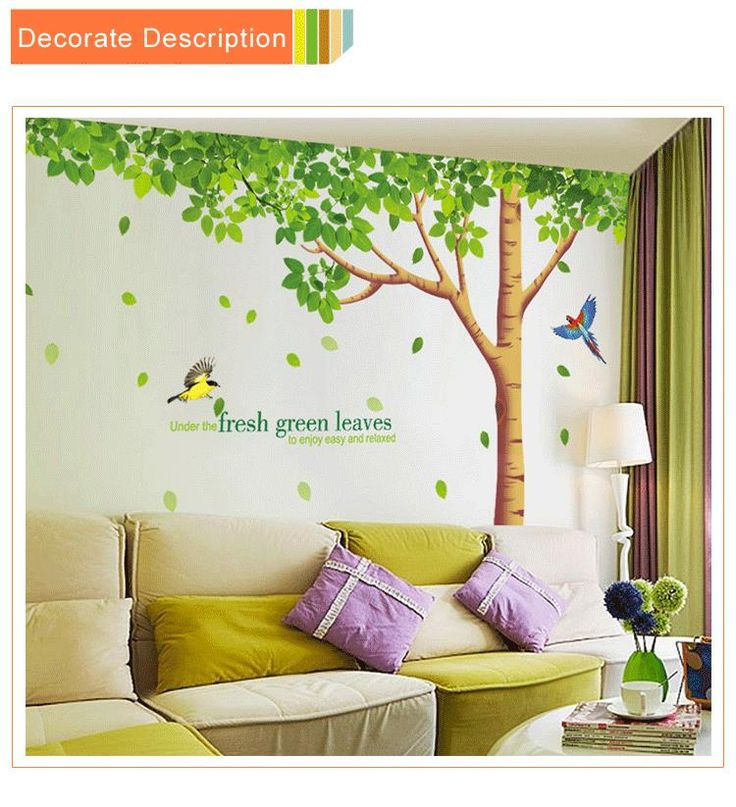17 beste idee n over bruiloft bomen op pinterest bruiloften buitenbruiloften en boom - Room muur van de baby ...