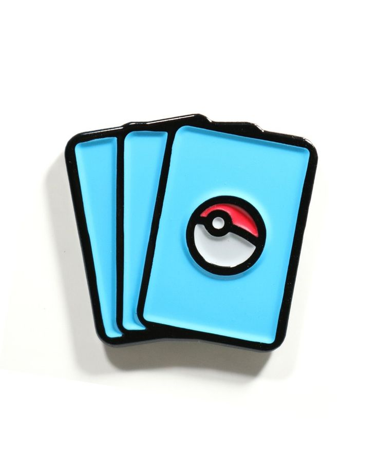 Pokémon Cards pin; did anybody actually PLAY with their Pokémon cards, or did we all just collect them?