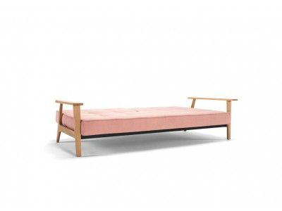 Sofa bed with Frej arms