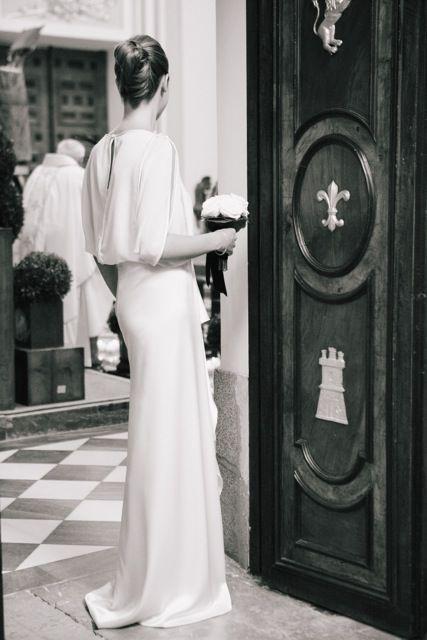 La clave de una novia inolvidable, su estola y broche | El Blog de SecretariaEvento