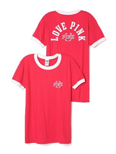 Best 20  Pink tees ideas on Pinterest | Pink nation, Vs pink ...