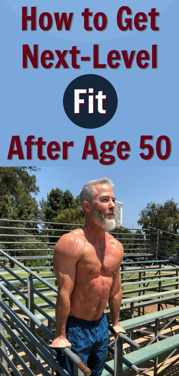 How fit can you be at 50