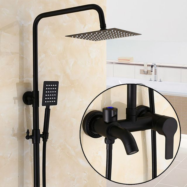 3 Handle Bathtub And Shower Faucet With Images Shower Faucet